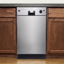 18-Inch Dishwashers: Small Dishwashers for Slim Spaces