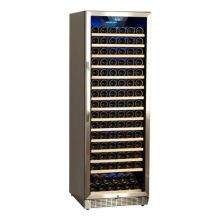23 Inch Wide 166 Bottle Built In Wine Cooler