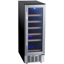 Small Wine Refrigerators Coolers 6 25 Bottle Capacity