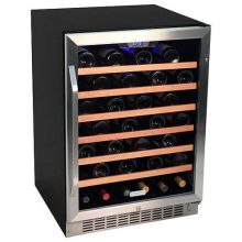 24 Inch Wide 53 Bottle Built In Wine Cooler