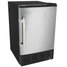 15 Inch Wide 6 Lbs Capacity Built In Ice Maker With 12
