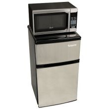 Ft. Energy Star Rated Refrigerator And Microwave Combo With Part 97