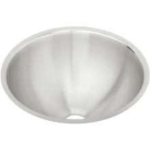 Circular Undermount Bathroom Sinks