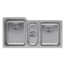 Triple Bowl Kitchen Sinks