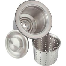 Basket Strainers at Faucet.com
