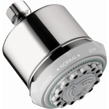 Clubmaster 2.5 GPM Multi Function Shower Head