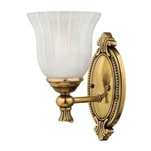 Victorian wall sconces free shipping elegant style 1 light indoor wall sconce from the francoise collection aloadofball Images