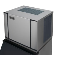 30 inch wide 435 lbs daily ice production elevation series air cooled full cube modular commercial - Commercial Ice Machine