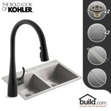 Kohler Sweep Spray Kitchen Faucets Faucetdirect Com