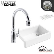 Kitchen Sink And Faucet Combos At Faucetdirect Com