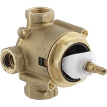 Mastershower 2- or 3-way Transfer Valve (Single or Dual Function)