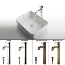 Bathroom Sink and Faucets Sets