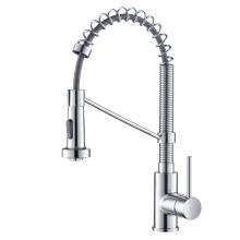 Pullout Spray Kitchen Faucets At Faucet Com