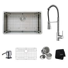 Kitchen Sink And Faucet Combos At Faucetcom - Kitchen sink and faucet combo