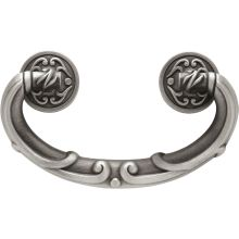 French Romantics II 2 1/2 Inch Center To Center Drop Cabinet Pull · Liberty  Hardware PN1511