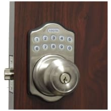 Electronic Door Knobs Handlesets Com