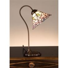 Tiffany Single Light Desk Lamp