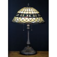 Stained Glass / Tiffany Table Lamp from the Tiffany Roman Collection