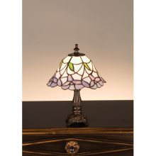 Tiffany Single Light Accent Table Lamp