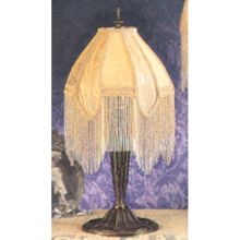 "Single Light 10"" Wide Table Lamp"