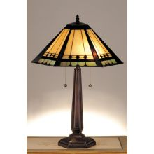 Craftsman / Mission Table Lamp from the Albuquerque Collection