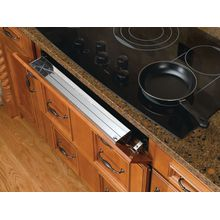 Rev-A-Shelf 6572-11-52 6572 White 11 Inch Wide Sink Front Tip Out Two Tray Set Kitchen, Dining & Bar