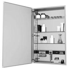 M Series 12 X 40 6 Single Door Medicine Cabinet With Hinge