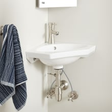 Wall Mounted Bathroom Sinks At Faucetdirect Com
