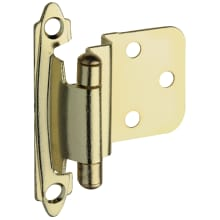 2.75 Inch Self Closing .375 Offset Standard Spring Cabinet Hinge · Stanley  Home Designs BB8195