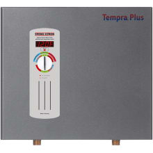 pressure balancing electric tankless water heater for 34 bath home or commercial with 620