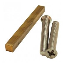 2 Inch Spindle And Screw Expansion Set For HC 30 Series Sliding Door Latch