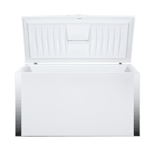 ft commercial manual defrost chest freezer