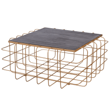 Varaluz home decor for Coffee tables 36 wide
