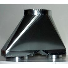 Ducting Wall Caps Transitions Amp Elbows Ventingdirect Com