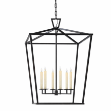Visual comfort co chandeliers darlana 29 cage style chandelier by e f chapman visual comfort chc2177 aloadofball Choice Image