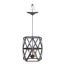 kit com recessed inch conversion silver lighting elk home dp amazon improvement finish light