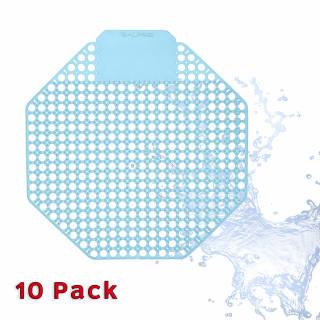 Alpine 4111 Om Ocean Mist Scented Urinal Screen 10 Pack Faucet Com