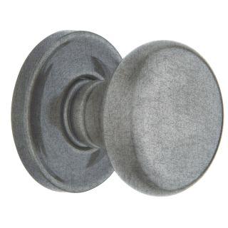 Baldwin 5015452idm Distressed Antique Nickel Single Dummy