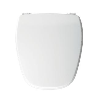 Bemis Nw209e10 000 White Round Molded Wood Toilet Seat For