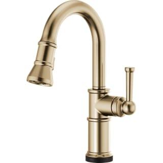 Brizo 64925lf Gl Luxe Gold Artesso Pull Down Prep Faucet