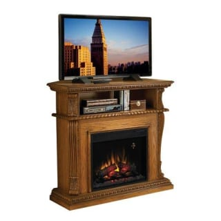 Classic Flame Corinth Electric Fireplace Entertainment Center ...