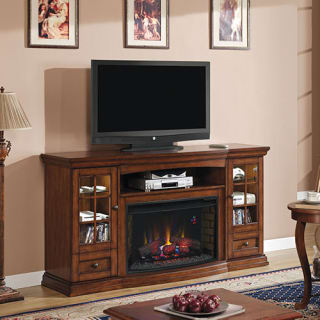 Classic Flame Seagate Media Console Electric Fireplace 32MM4486 P239