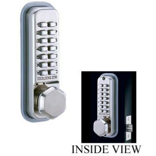 Codelocks Cl290bb Ss Stainless Steel Deadlatch Keypad From