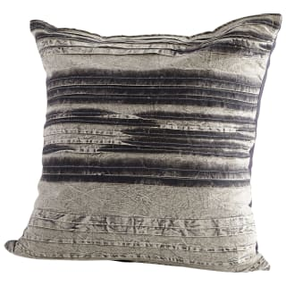 Cyan Design 09333 Gray Rayure Striped Cotton And Linen Covered Accent Pillow Lightingdirect Com