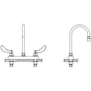 ACCESSORIES FAUCET EXTRA BLADES