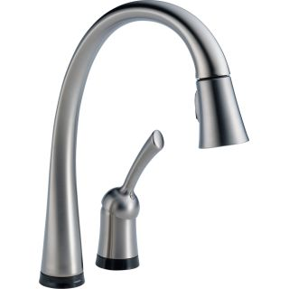 Delta 980t Rb Dst Venetian Bronze Pilar Pull Down Kitchen Faucet With On Off Touch Activation And Magnetic Docking Spray Head Includes Lifetime Warranty 5 Year On Electronic Parts Faucet Com