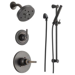 Delta Dss Trinsic 1401rb Venetian Bronze Monitor 14 Series