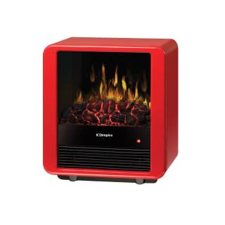 Dimplex Mini Cube Electric Stove Red Dmcs13r