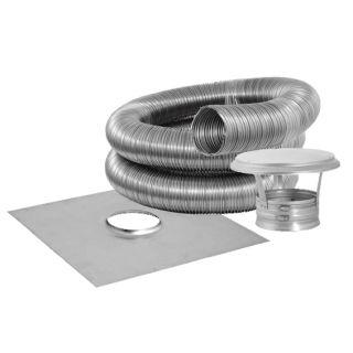 Duravent 5vft 35k Stainless Steel 5 Quot Inner Diameter
