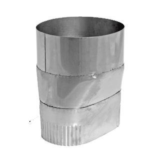 Duravent 6vft 6adro Stainless Steel 6 Quot X 6 Quot Inner Diameter